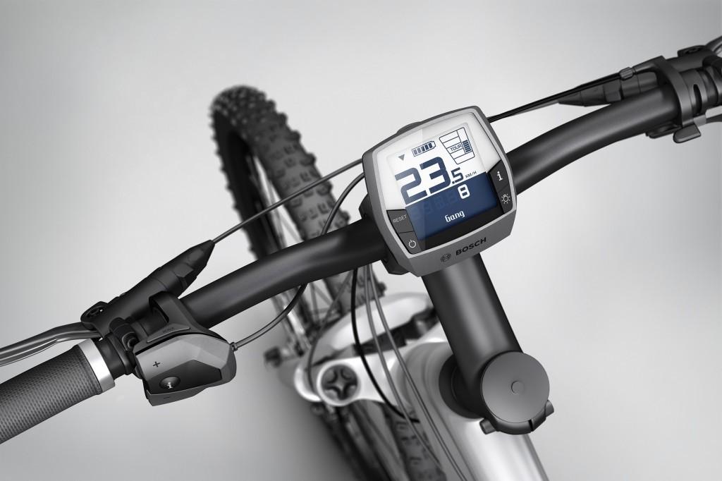 Bosch Intuvia und integrierte Shimano Di2 - Bild: Bosch