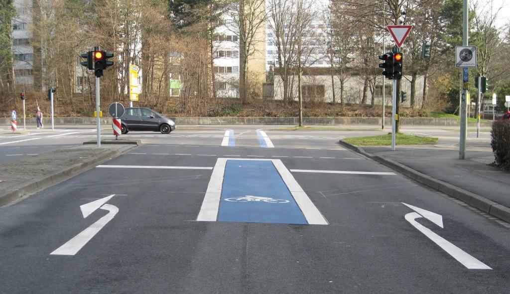 eRadschnellweg - Christophorusweg © Stadt Göttingen