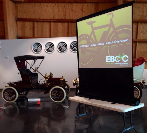 EBCC Bekanntgabe im LeMay Auto Museum | Bild: Currie Technologies