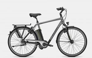 Eins von zwei eBikes von Derby Cycle - Raleigh Dover Impuls 8R HS | Bild: Raleigh Univega GmbH