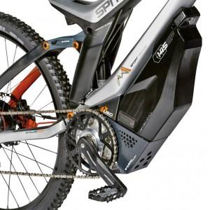 Antrieb und Batterie im Detail