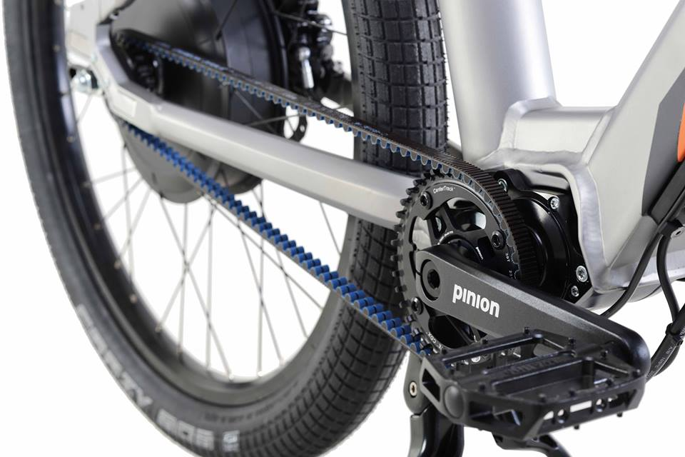 Pinion Getriebe im neuen GRACE ONE MY2015