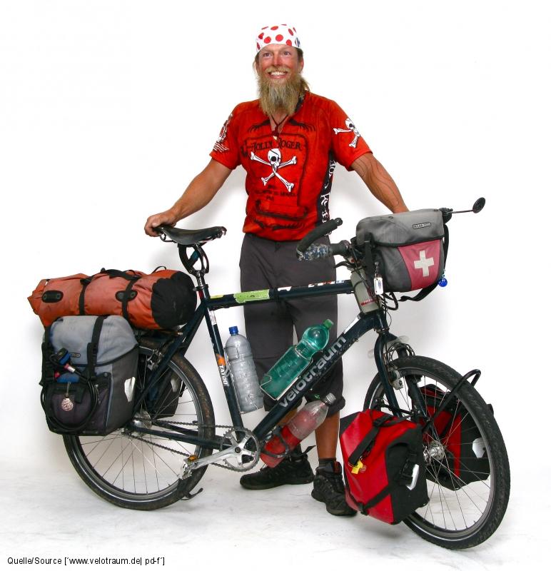 Tipps zum Reisen mit dem Rad