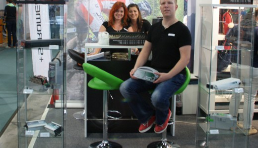 E-Bike Vision BikeCo Messestand