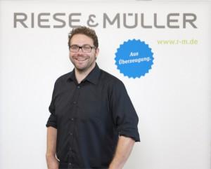 Jens_Landwehr_neuer_Aussendienst_Nord_Riese_und_Mueller