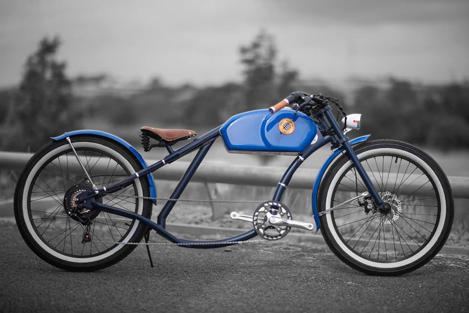 Oto Cycles Vintage E Bikes Mit Klasse Inside Ebike