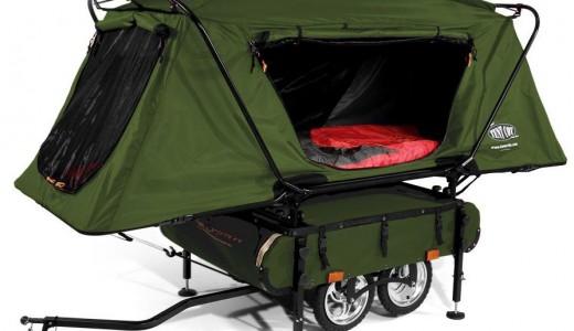 Bushtrekka Fahrrad-Camper