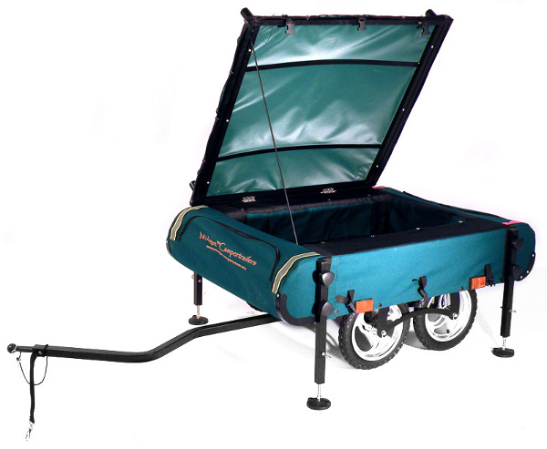 3-Kamp-Rite-Midget-Bushtrekka-Bicycle-Camper-Trailer