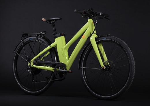 CR2 - Das Durchsteigerbike