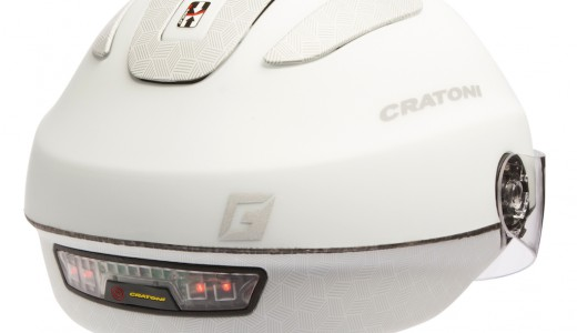 CRATONI EVOLUTION WHITE eBike Helm