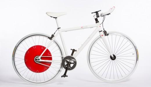 Copenhagen Wheel Smart Wheel
