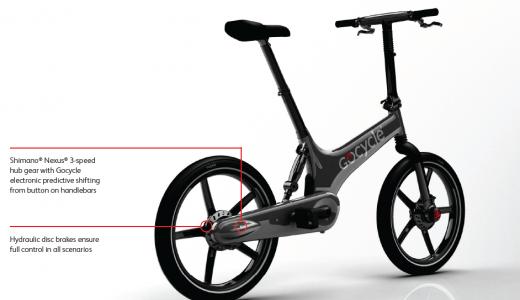 eBike Gocycle G2