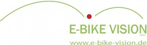 e-bike vision logo mit www