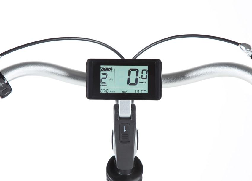 Carter eBike Display