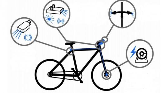IntelliLight Fahrradlicht