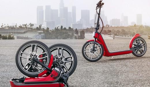 Mini Citysurfer Concept LA Auto Show 2014