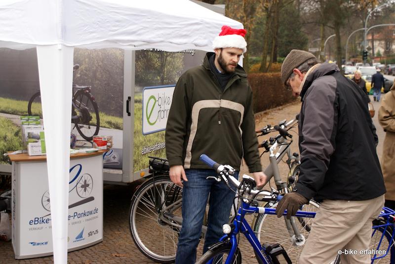 Kampagne E-Bike erfahren