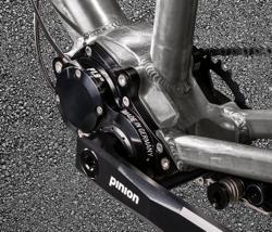 Neun-Gang-Getriebe P1.9XR von Pinion