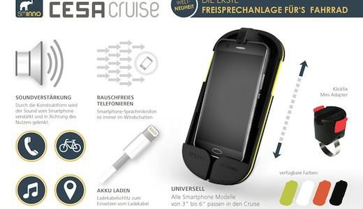 sminno Cesa Cruise Datenblatt Vorschau