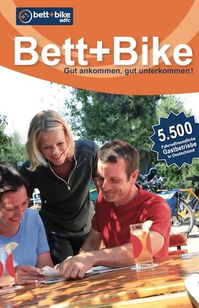 ADFC Titelbild Bett und Bike