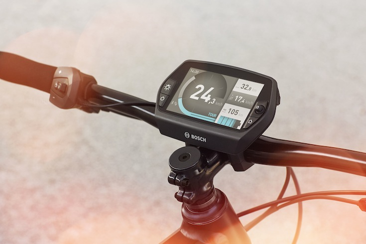 Bosch eBike Systems Display