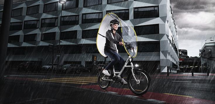 DRYVE Regenschutz