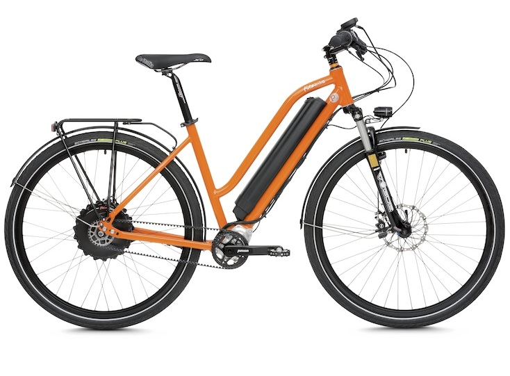 flitzbike p18 comfort