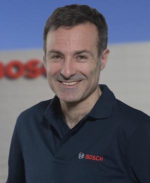 Neuer Bosch Mitarbeiter: Arnaud Viac