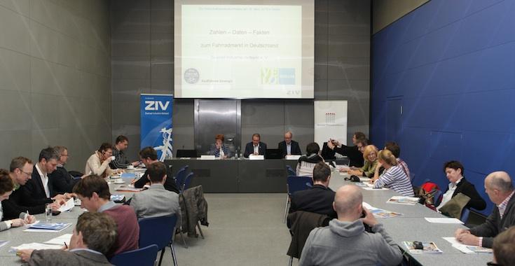 ZIV Pressekonferenz 2015