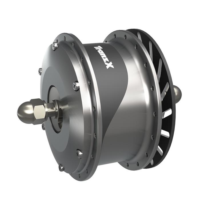 TranzX F15 Frontmotor