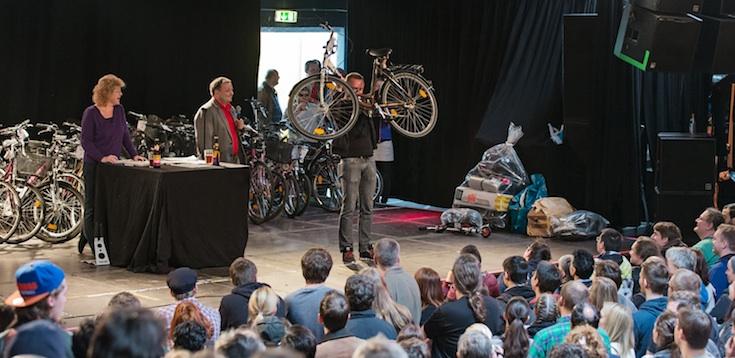 Versteigerung Radmarkt Muenchen