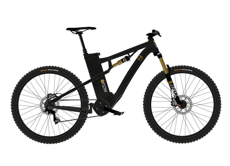 Continental liefert das Antriebssystem für das neue eBike-Modell CM2 / CM2 FS, welches flexibel an die Wünsche des Fahrradherstellers eFlow angepasst wurde.