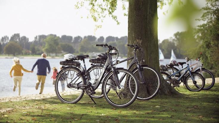 Fischer fahrradmarke TV-Spot