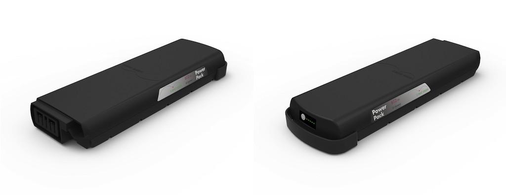 Gepaecktraegerakku eBike-Batterie yabusi