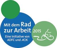 Logo Mit dem Rad zur Arbeit