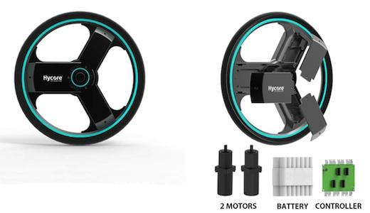 Vorschau Centinel Wheel