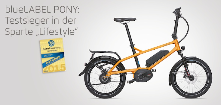 blueLABEL Pony Testsieger Lifestyle ExtraEnergy