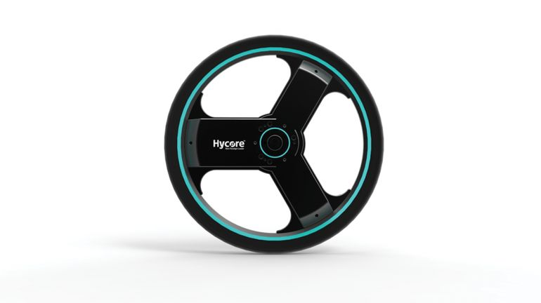 Hycore centinel wheel