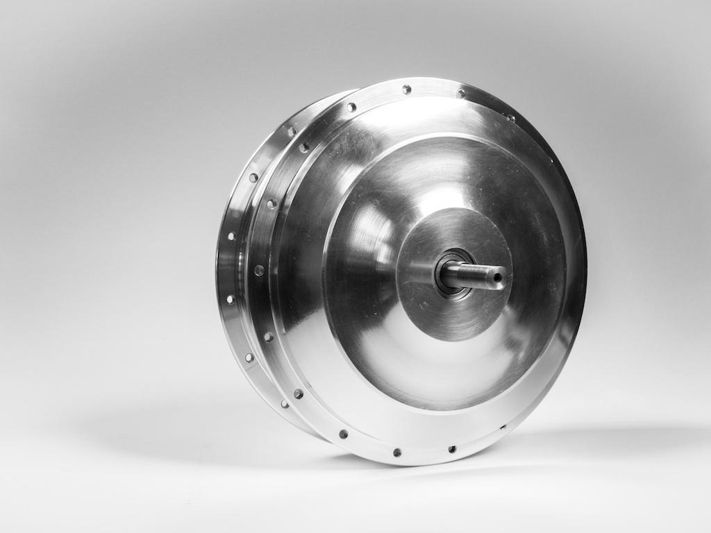 Hinterradmotor Kappstein 01