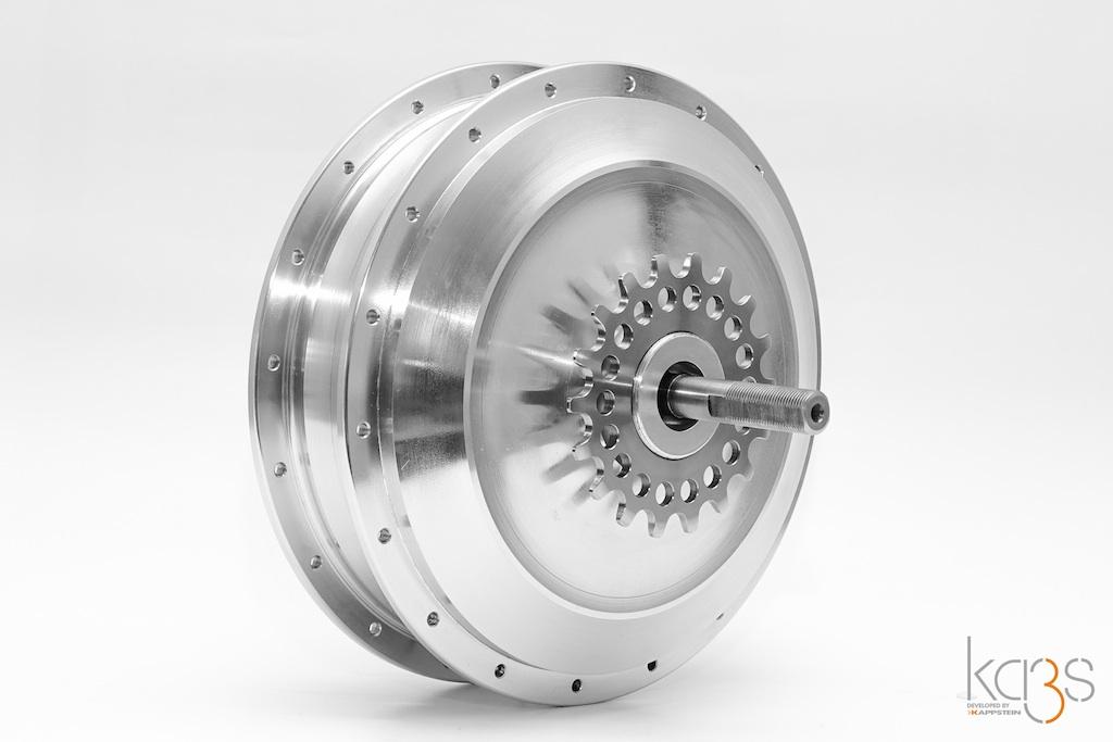 KA3S Hinterradmotor Kappstein