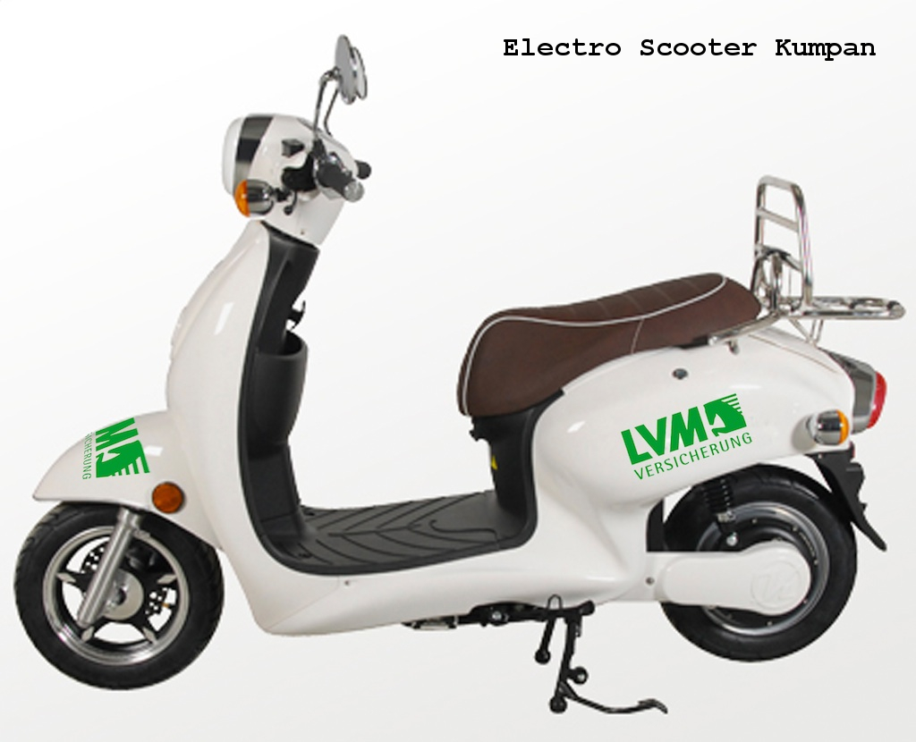 Kumpan Electro Scooter LVM