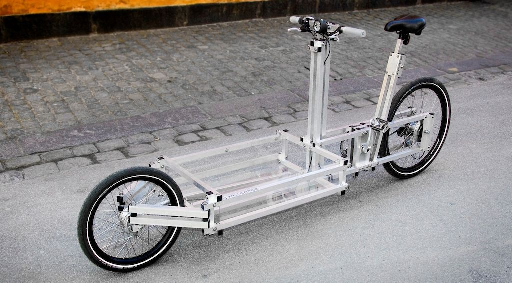 xyz cargo bike lastenrad im workshop selber bauen inside ebike. Black Bedroom Furniture Sets. Home Design Ideas