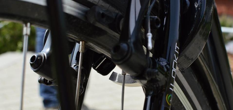iLockIt vollautomatisches Fahrradschloss 01