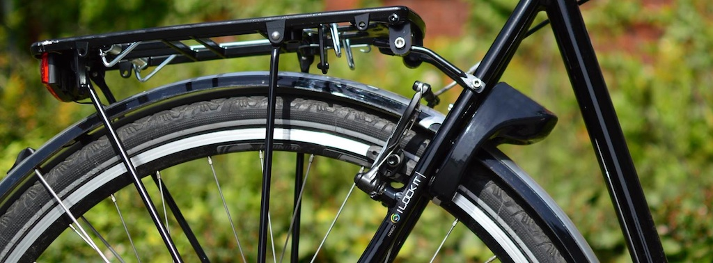 iLockIt vollautomatisches Fahrradschloss 02