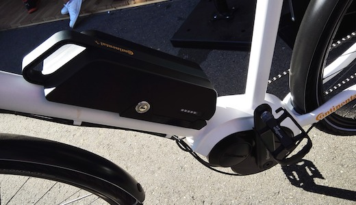 Vorschau Conti 48 V eBike Antrieb