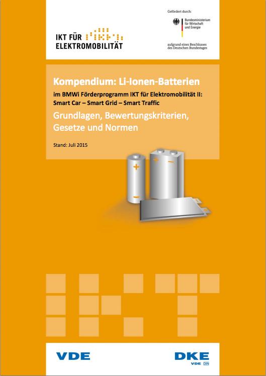 Kompendium Li-Ionen-Batterien