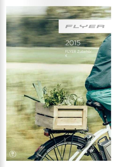 Biketec Flyer Zubehör Katalog