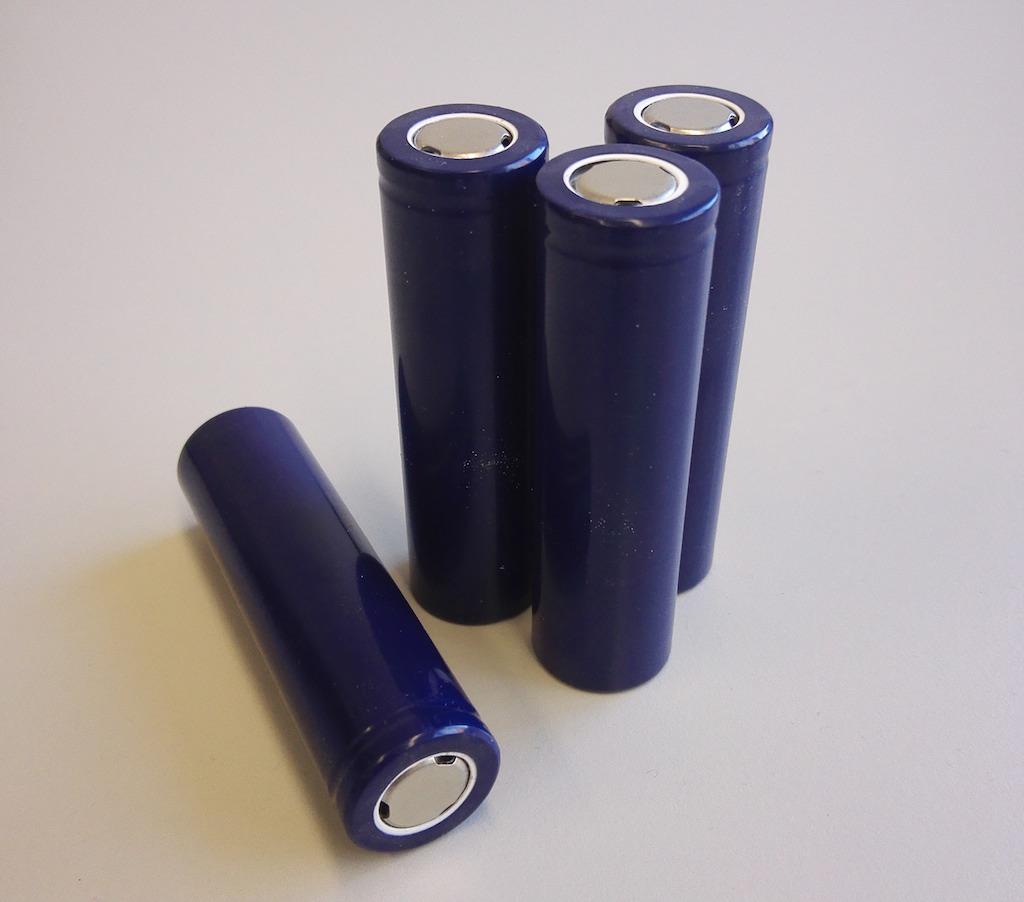 Batteriezelle Rundzelle 18650
