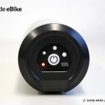 eBike Range Extender Kapazitätsanzeige