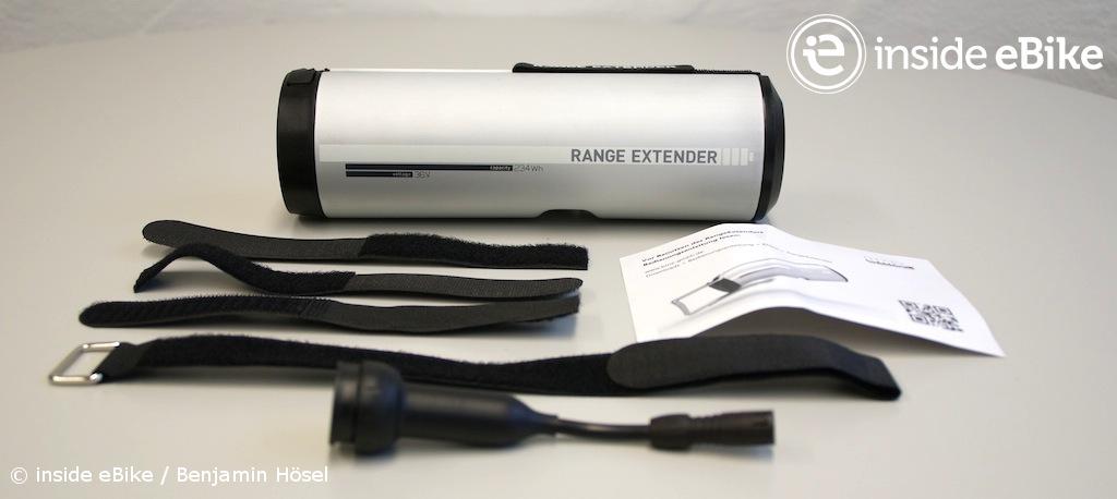 Ebike Range Extender